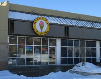 Store front for Marble Slab Creamery