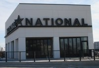 Store front for National